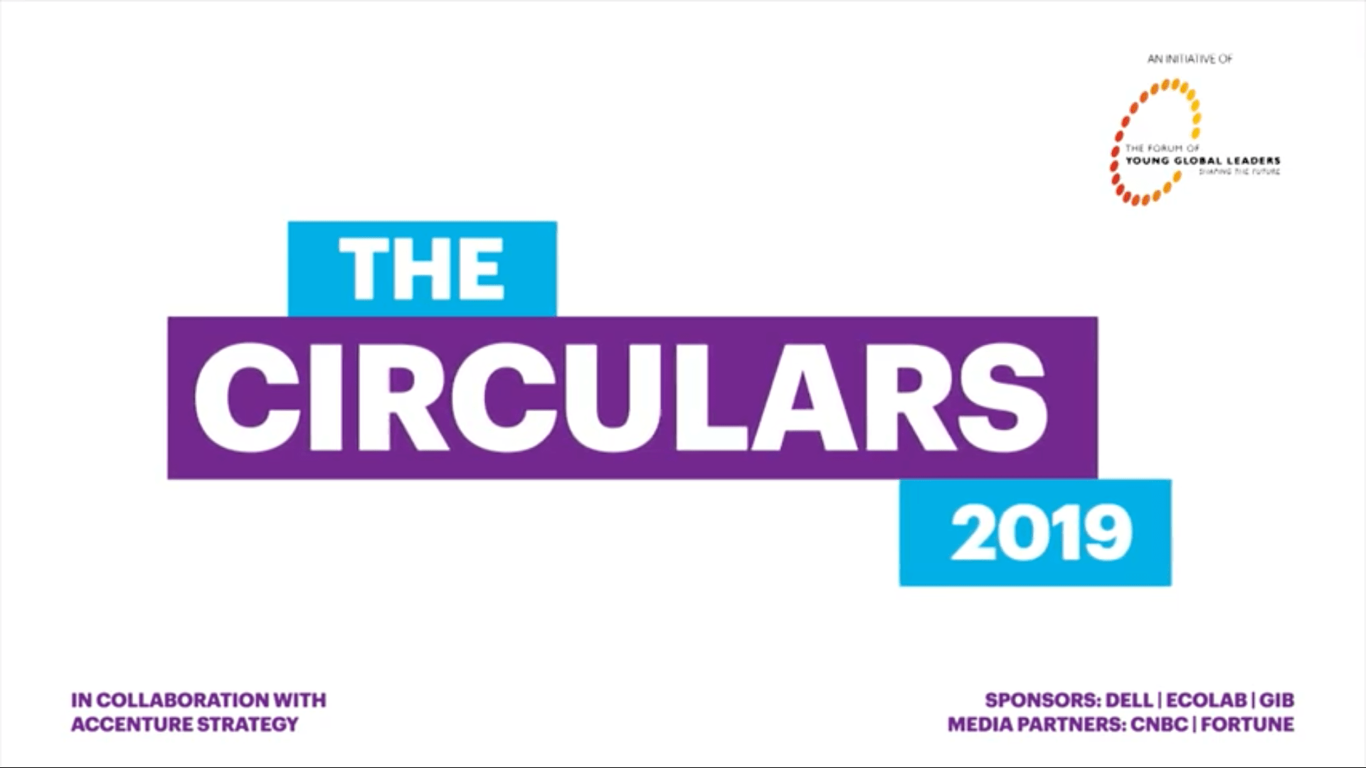 Vencedores do The Circulars 2019